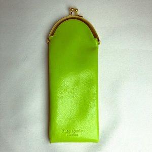 Kate spade eye glass holder